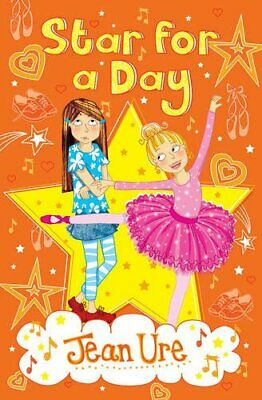 Star for a Day by Jean Ure Book The Cheap Fast Free Post