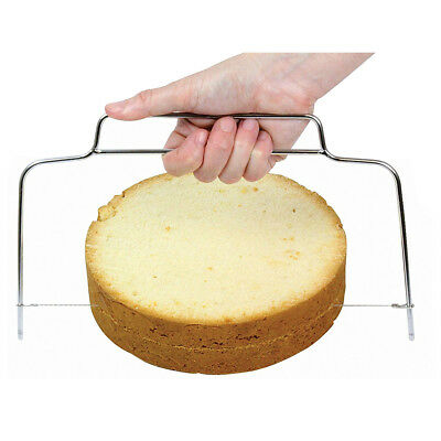 PME Cake Level Leveller Decorating Divider Cutter Fill Sponge Layer Cutting Tool