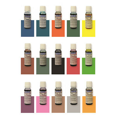 PME Edible Airbrush Spray Full Set Colour Icing Cake Food Sugarpaste Decoration