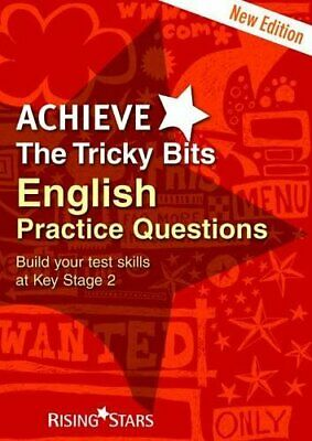Rising Stars: Achieve The Tricky Bits English: Practice ... by various Paperback