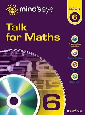 Talk for Maths Year 6 (Mind's Eye) by VARIOUS Mixed media product Book The Cheap