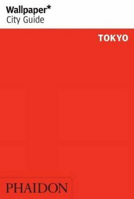 Wallpaper* City Guide Tokyo 2008 by Wallpaper* Paperback Book The Cheap Fast