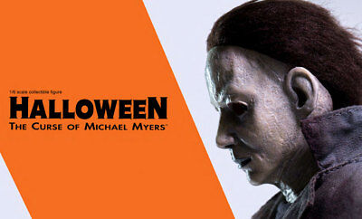 HALLOWEEN The Curse of Michael Myers Sixth Scale Figure Threezero Sideshow NOW!
