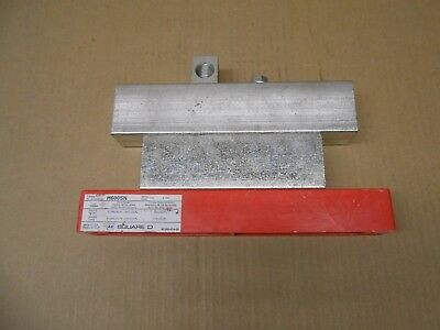 1 New Square D H600Sn Neutral Assembly Insulated Groundable
