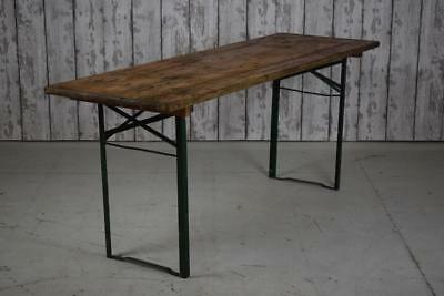 30 AVAILABLE Vintage Industrial Pine Cafe Bar Pub Desk Trestle Tables