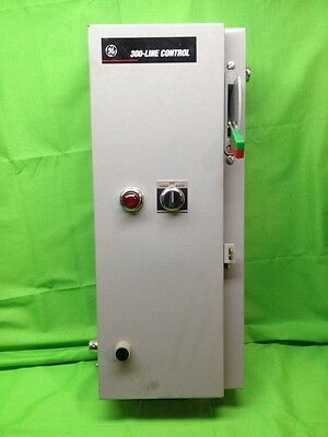 Ge 300- Line Control Size One Combination Starter Cr308