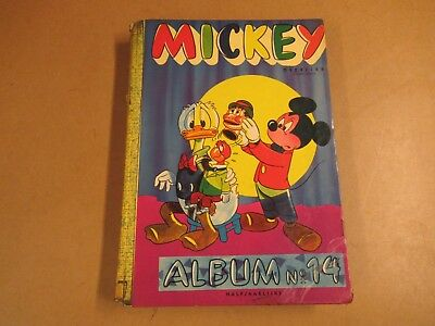 Mickey Magazine - Album N° 14