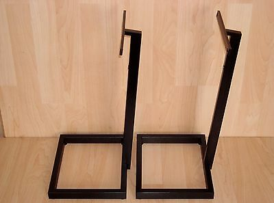 B&O Bang & Olufsen Original Speaker Stands 6013 * Beovox S75 S55 S40 S45-2