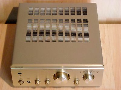 Denon UPA- F88 Pre-Main Stereo Amplifier * Champagne Gold *  With Remote Control