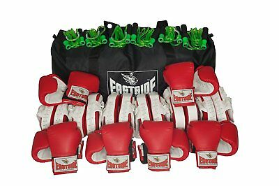 Eastside Pro Group Boxing Set - Red