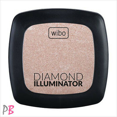 Wibo Diamond Illuminator Highlighter Face Powder Strobing Highlighting
