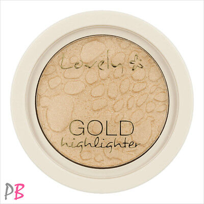Wibo Lovely Gold / Silver Highlighter Illuminator Strobing Warm Cool Shade