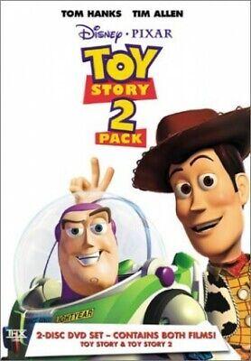 Toy Story/Toy Story 2 [DVD] [2000] [Region 1] [US Import] [NTSC] - DVD  WQVG The