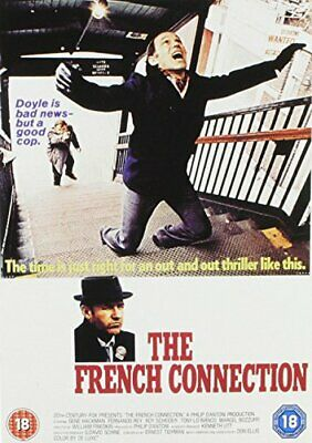 French Connection Play Exclusive [DVD] - DVD  UUVG The Cheap Fast Free Post
