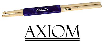 Axiom Drumsticks - 7A Maple Wood Tip Pair