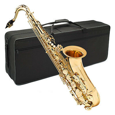 Axiom Tenor Saxophone Outfit - School Band Saxophone