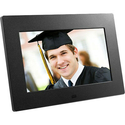 """Aluratek ADPF08SF 8"""" Digital Picture Frame same day FREE shipping"""