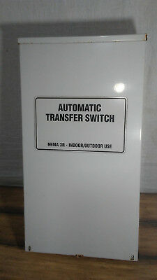 Automatic Transfer Switch 100 AMP NEMA 3R ** Prime Ship **