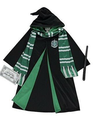 Harry Potter DRACO MALFOY Fancy Dress Costume OUTFIT Halloween