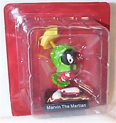 Warner Bros Looney Tunes Marvin The Martian Figure New in sealed pack