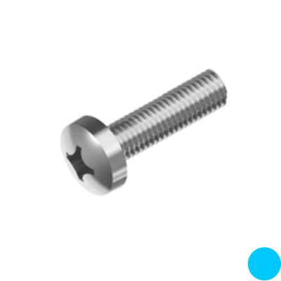 M3 M4 M5 M6 M8  Machine Screw Pan  Head Phillips Stainless Steel 304