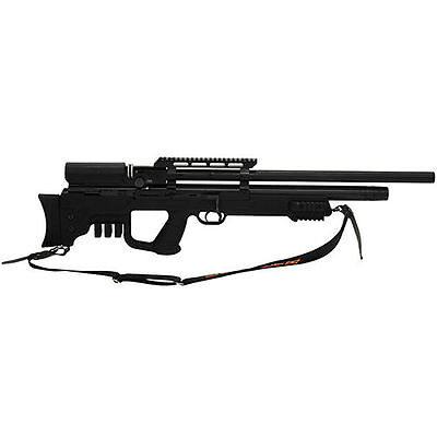 BENJAMIN BTAP25 ARMADA  25 Caliber Air Rifle Synthetic Black