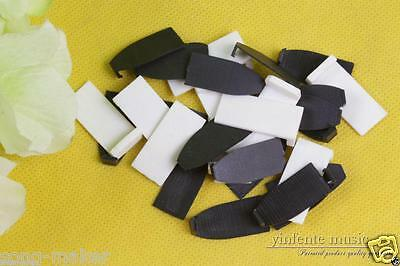 New 20pcs violin bow tips and lining,musical instrument part #484