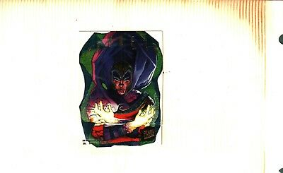 1995 Fleer Ultra X-Men Hunters & Stalkers  Insert Card # 8 OF 9 MAGNETO EX.