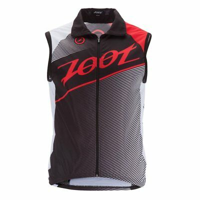 Mens Zoot Team Cycling Vest Top