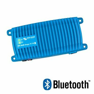 Charger 8A 24V Victron Energy Blue Smart IP67 Bluetooth 24/8 1 Schuko