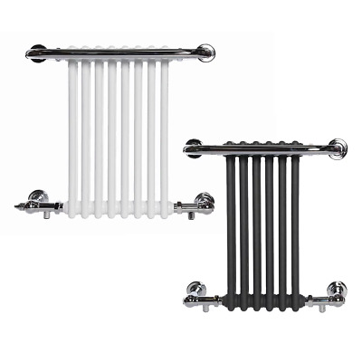 Parliament Elements Traditional Heated Towel Rail / Radiator - Central Heating