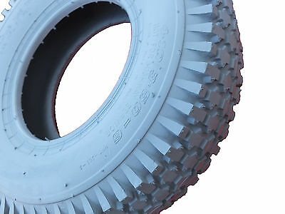 4.10/3.50 - 6 Tyre For Mobility Scooters New Very Good Quality With Inner Tube