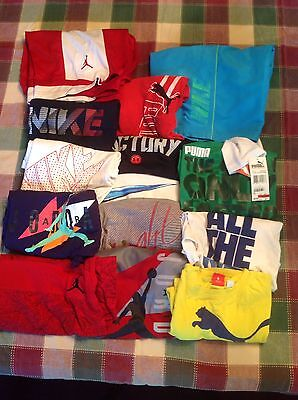 Boys Clothes  Size Large Nike Lot