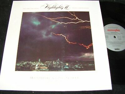HIGHLIGHTS II Lou Reed .../ German HALF SPEED RECORDING LP STEREOPLAY 296085