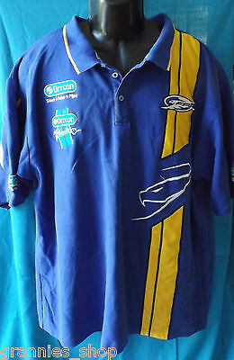 V8 Supercar T Shirt FPR Ford Performance Racing  Size 3 XL  XXXL