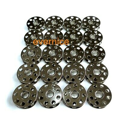 20 PCS Bobbins #45785 for Singer 221 Featherweight, 301 Sewing Machines