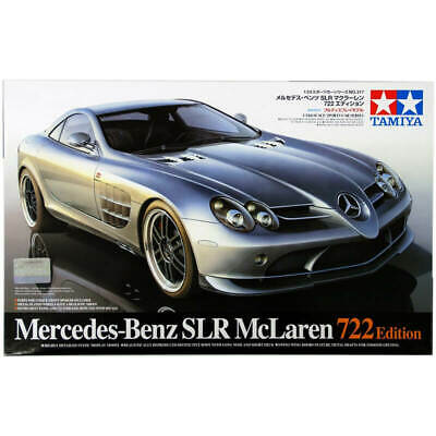 Tamiya 1/24 Mercedes-Benz SLR McLaren 722 Edition TA-24317 (New)