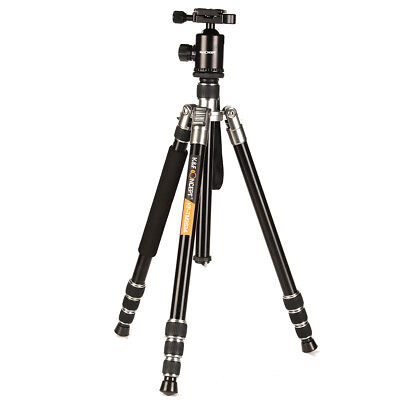 K&F Concept TM2534 Camera Tripod & Monopod Quick Release Plate Ball Head Mount