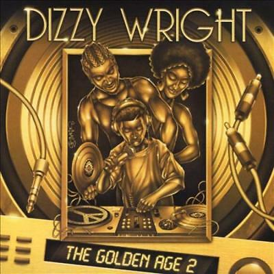 DIZZY WRIGHT - The Golden Age 2 * New Cd