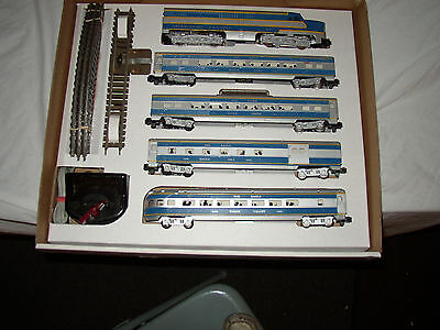 American Flyer 20767 Eagle Set Box Only(  No Trains Or Accesories)