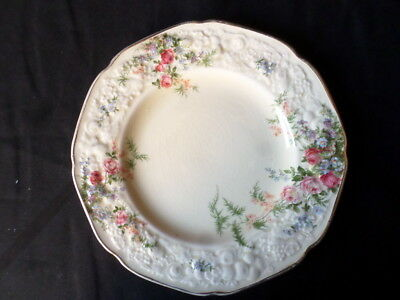 Crown Ducal. Florentine. Rosalie. Bread and Butter Plate. Made In England.