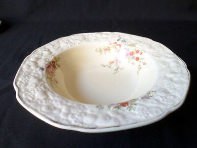 Crown Ducal. Florentine. Marie. Dessert Bowl. Made In England.