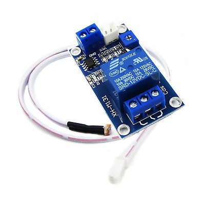 12V Light Control Switch Photoresistor Relay Module Detection Sensor XH-M131