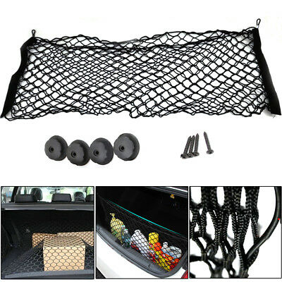 UK Universal Car Trunk Storage Cargo Luggage Nylon Elastic Mesh Net