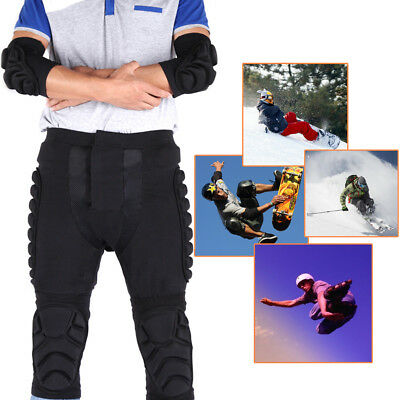 New Adult Padded Short Protective Gear Hip for Snow Skiing Stateboarding Cycling