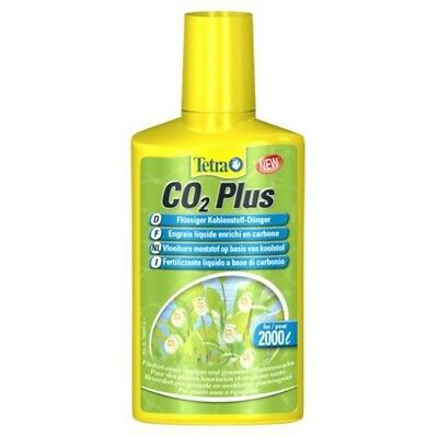 Tetra CO2 Plus 250mL : engrais liquide enrichi en carbone