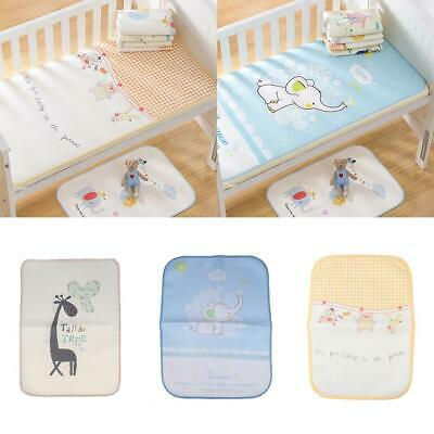 Animal Pattern Waterproof Changing Pad Baby Changing Mat for Diaper Change