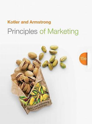 Principles of Marketing by Philip Kotler; Gary Armstrong