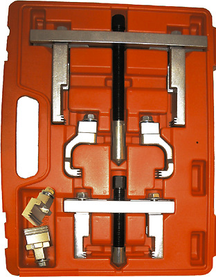 T&E Tools J1810 Universal Engine Grooved Pulley Puller Kit