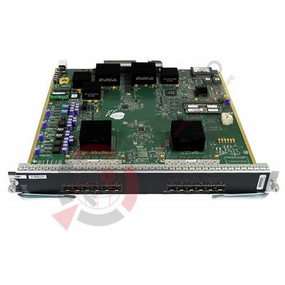 Cisco 12-Port FC Switch Modul DS-X9112 für MDS 9500 Series MPN: 800-26729-03